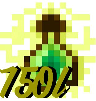 750 Niveles XP