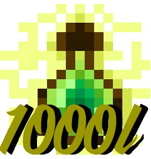 1000 Niveles XP