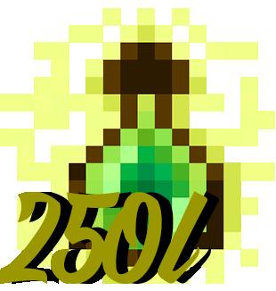 250 Niveles XP