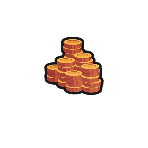 10000 coins