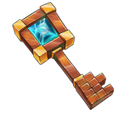x10 -Mythical Keys